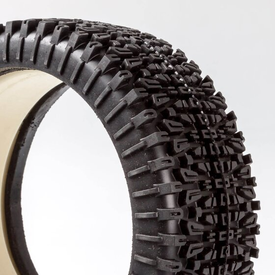 180mm Dirt-Xross Tires Blue Soft