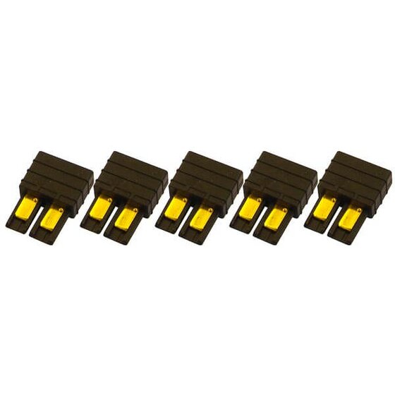 TRAXXAS Connector male (5 pcs.)