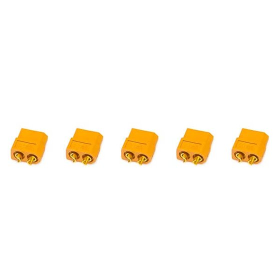 XT60 Connector female (5 pcs.)