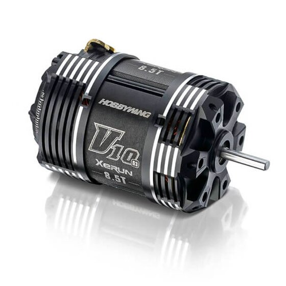 Xerun Brushless Motor V10 G3 3652SD 4500kV 10,5T 3.17mm Welle Sensored 1/10