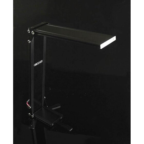 ULTRA BRIGHT L.E.D. LIGHT STAND (BLACK)