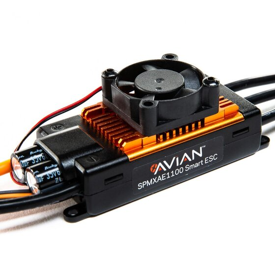 Avian 100 Amp Brushless Smart ESC 3S-6S
