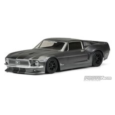 1968 Ford Mustang Clear Body VTA Class von Protoform