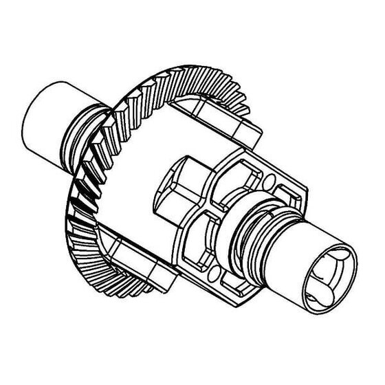 F/R Planet Diff. Assy (Competition)