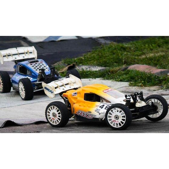 Grafil Bodies MCD & Losi G-V4 evo2 Body 2mm - for RRv4