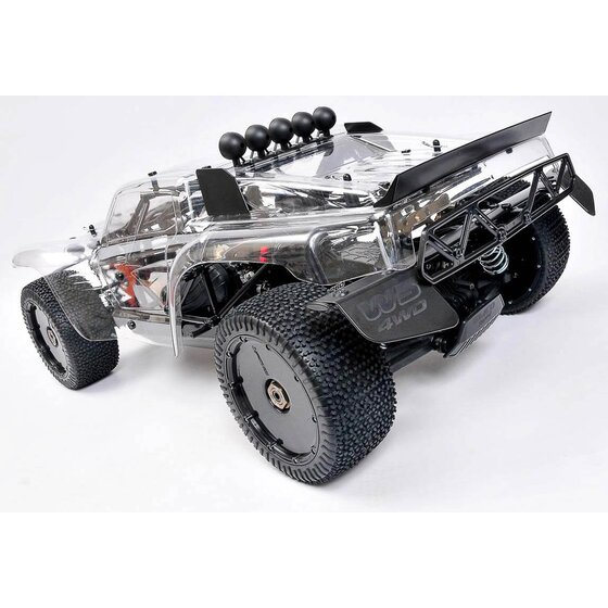 W5 SCT v5 Competition Rolling Chassis