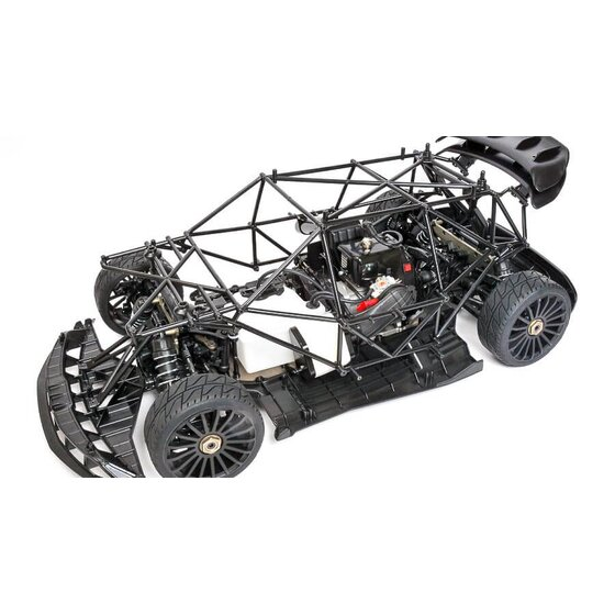 X5 Rally Competition Rolling Chassis